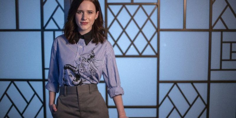 Press: Rachel Brosnahan infuses her 'Mrs. Maisel' with fearlessness, even when it's misguided