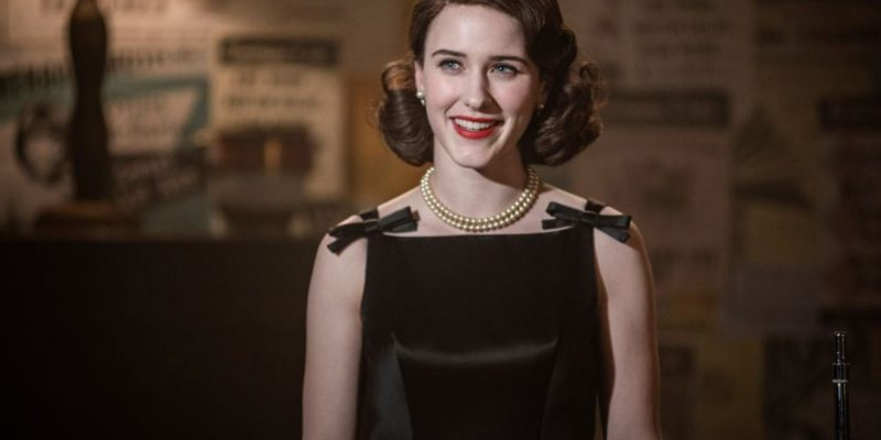 Press: Rachel Brosnahan ('The Marvelous Mrs. Maisel') is Emmy front-runner, but could she have beaten Julia Louis-Dreyfus?