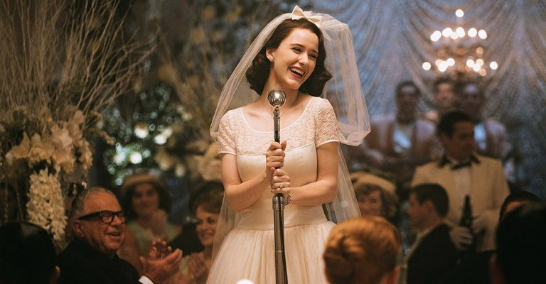 "Press/Video: 'The Marvelous Mrs. Maisel' Boss Teases a ""Big"" Season 2"