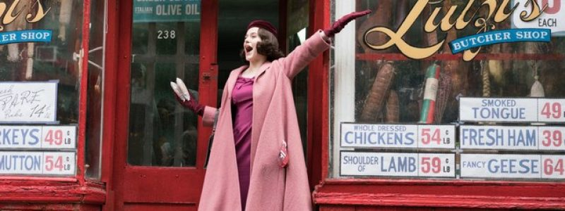 Press: The Marvelous Mrs. Maisel Season 2: Everything We Know So Far
