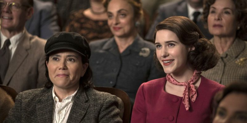 Press: Here's what to expect when 'The Marvelous Mrs. Maisel' returns for its second season
