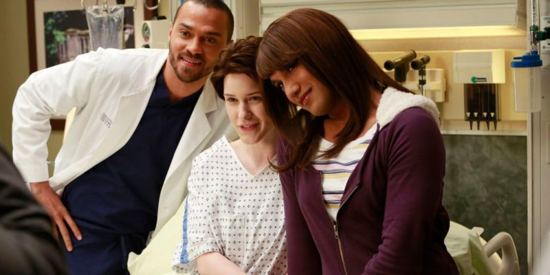 Photos: 'Grey's Anatomy' Screencaps/Stills