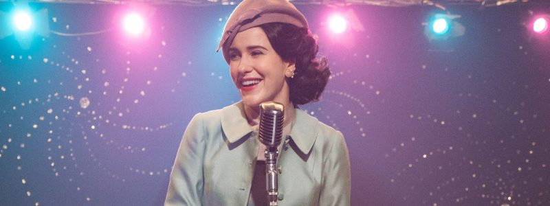 Press: Rachel Brosnahan, Star of The Marvelous Mrs. Maisel, on the Funny Women She Admires