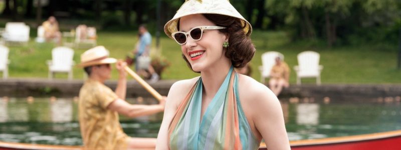 Press: 'The Marvelous Mrs. Maisel's' Rachel Brosnahan on sightseeing in Prague as her Golden Globe nomination was announced