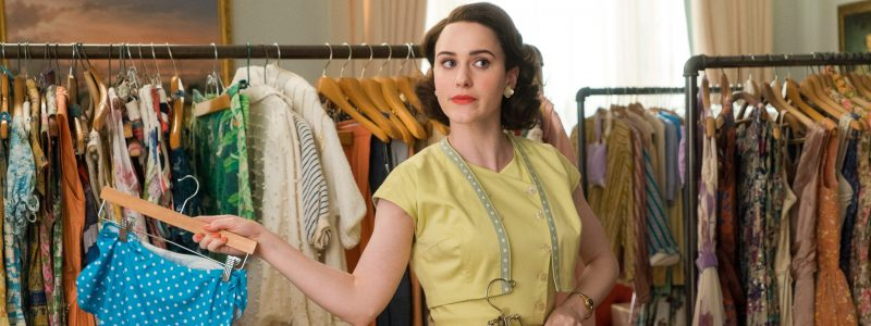 Press: 'Marvelous Mrs. Maisel' Star Rachel Brosnahan on Exploring Love and Privilege in Season 2