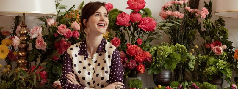 Press/Photos: New Ad Campaign for Late Aunt Kate Spade's Label Frances Valentine